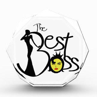 The Best lady boss Award