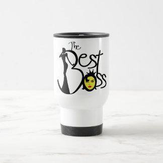 The Best lady boss Travel Mug