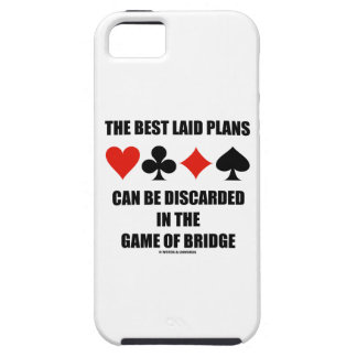 The Best Laid Plans Can Be Discarded In Bridge iPhone SE/5/5s Case