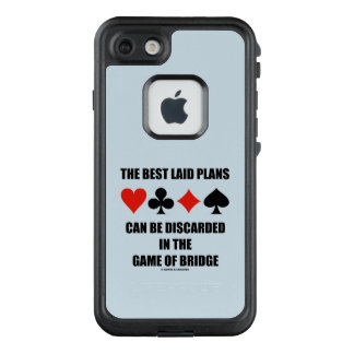 The Best Laid Plans Can Be Discarded In Bridge LifeProof FRĒ iPhone 7 Case