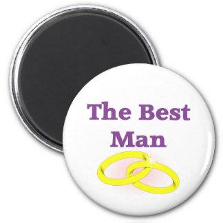 The Best Man Magnet