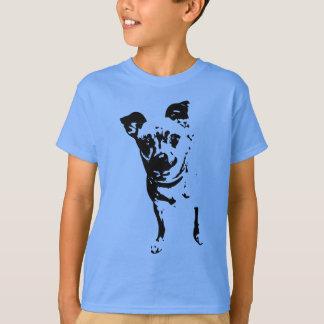 The best mens friend - dog T-Shirt