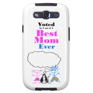 The Best Mom Samsung Galaxy S3 Cases