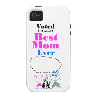 The Best Mom Case-Mate iPhone 4 Cover