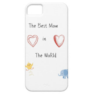 The best mom in the world phone case