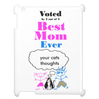 The Best Mom iPad Case