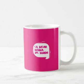 The best mother of the world coffee mug
