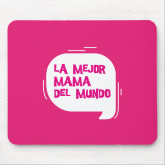 The best mother of the world mouse pad