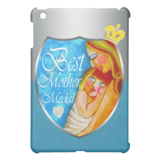 The Best Mother trophy iPad Mini Covers