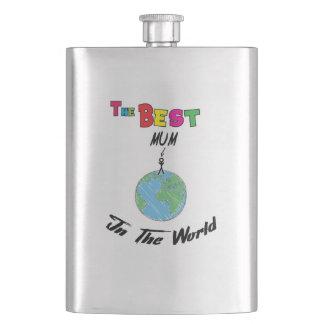 The Best mum in the World, mum Flask