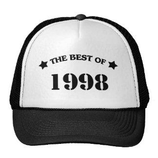 The Best of 1998 Gorra