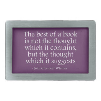 The Best of a Book Belt Buckles
