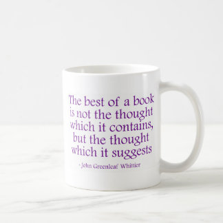 The Best of a Book Coffee Mug