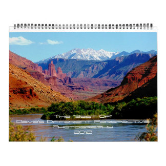 """The """"Best Of"""" Dave's Different Perspective - 2012 Calendar"""