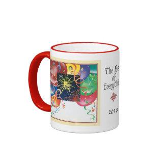 The Best of Everything © Best Ringer Mug