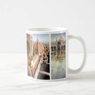 The Best Of Italy Watercolor Art Mug
