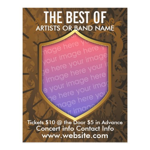The Best of Music Flyer 2 flyer