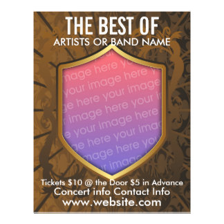 The Best of Music Flyer 2
