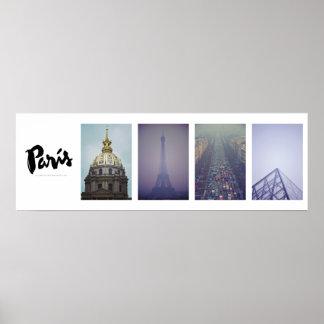 The best of Paris Póster