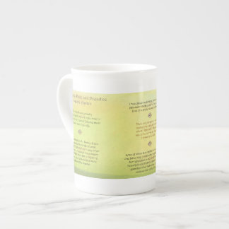 The Best of Pride and Prejudice Tea Cup
