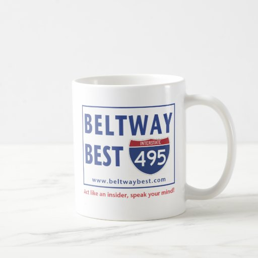 The Best of the Beltway Coffee Mug