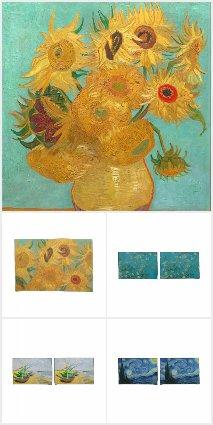 The Best of Van Gogh