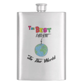 The Best parent in the World, parent Flask