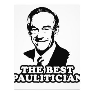 The Best Paulitician Flyers