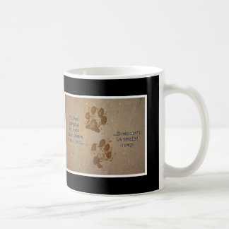 The Best Pawprint Animal Rescue Mug