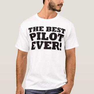 The Best Pilot Ever T-Shirt