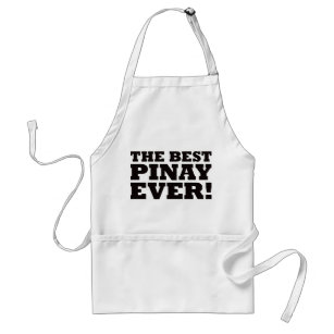 The Best Pinay Ever Adult Apron
