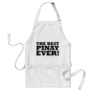 The Best Pinay Ever Apron