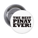 The Best Pinay Ever Button