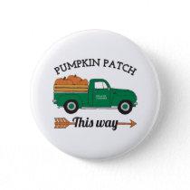 The Best Pumpkin Patch & Vintage Farm Truck Button