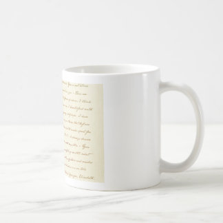 The Best Quotes from Jane Austen Coffee Mug