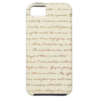 The Best Quotes from Jane Austen iPhone 5 Cover