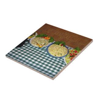 The best salad bar ceramic tile