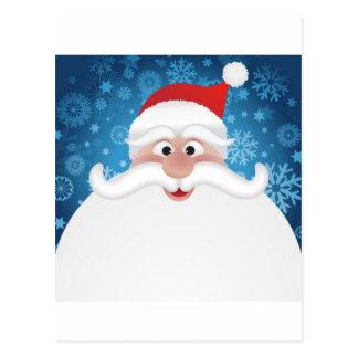 The Best Santa Postcard