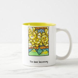 The Best Secretary Coffee Mugs