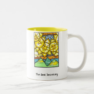 The Best Secretary Coffee Mugs