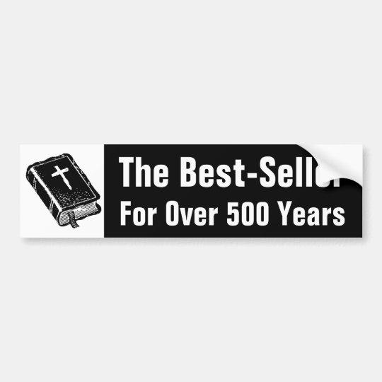 The Best-Seller Bumper Sticker