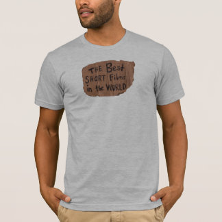 the best short films in the world t shirt