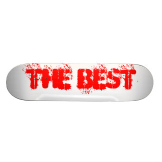 THE BEST SKATE BOARD DECK