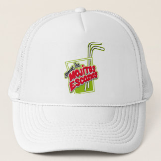 THE BEST SOUVENIR TRUCKER HAT