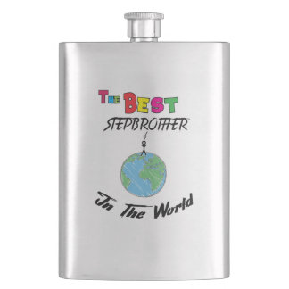 The Best stepbrother in the World, stepbrother Flask