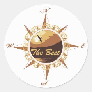 The Best Sticker
