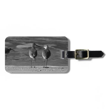 Beach Themed The Best Things in Life Are Free Bag Tag