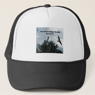 The Best Things in Life Are Free. Trucker Hat