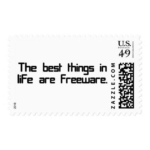 The best things in life are freeware stamps