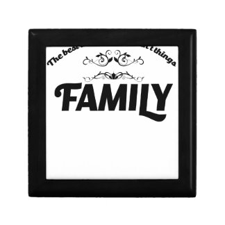 the best things in life is Family Jewelry Box